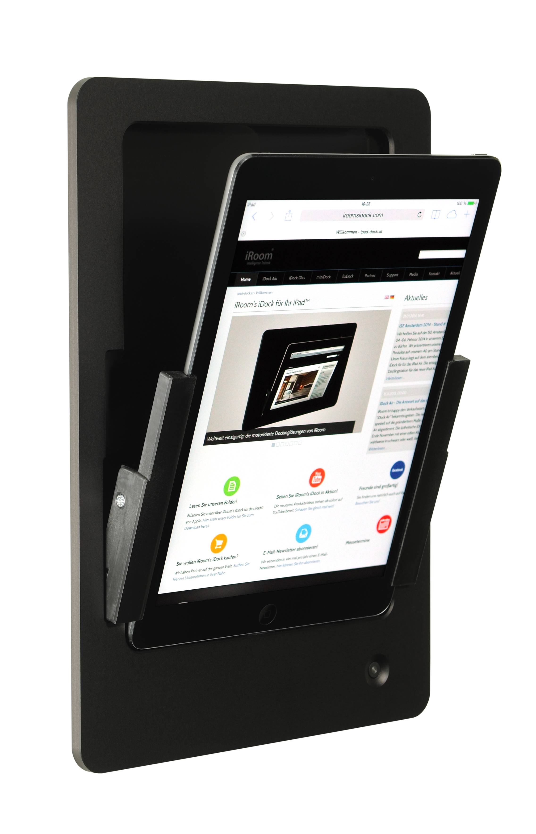 iRoom - Motorised In-Wall | PBA-5 - iPad Air 1&2, iPad 9,7 ...