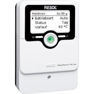 RESOL – Gemischter Heizkreis - DeltaTherm HC Mini