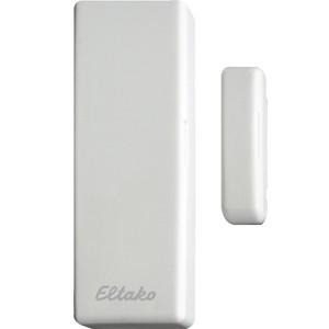 ELTAKO – Fenster- / Türkontakt - FFKB-wg (reinweiß-glänzend / ehem. TF-FKB)