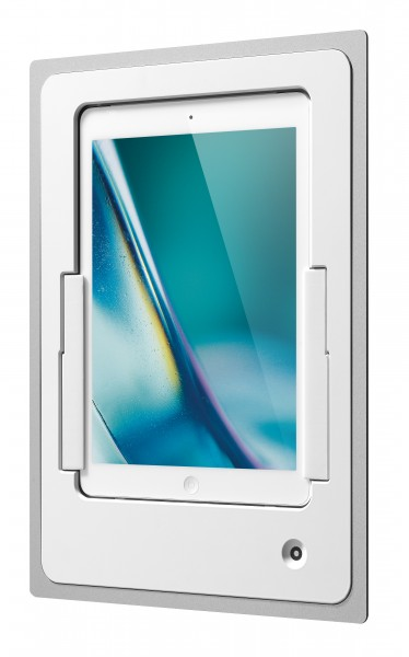 iRoom – Motorised In-Wall | PWA-5 | iPad Air 1&2, iPad 9,7, iPad Pro 9,7 | Dockingstation, white