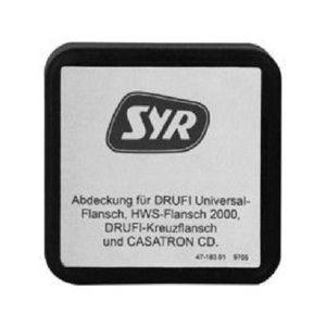 SYR – Verschlusskappe, PN 16 alle Flansche bis DN 32