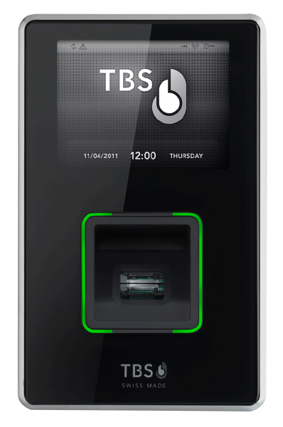 TBS – Fingerprint-Terminal - 2D