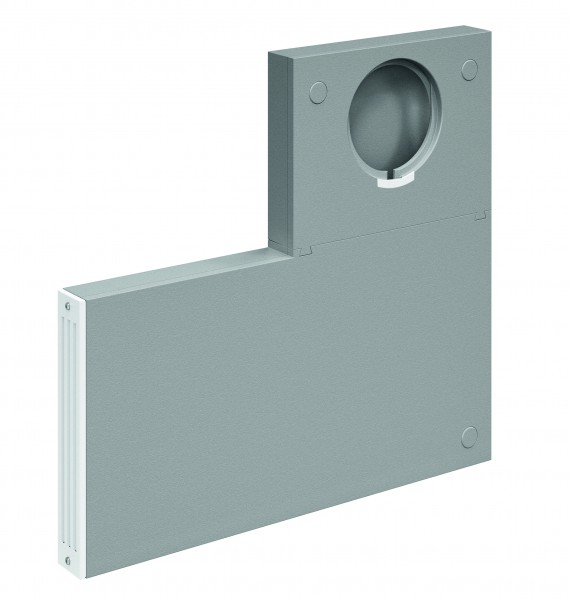 VIESSMANN – Montageelement für Fensterlaibung VITOVENT 100-D / 050-D