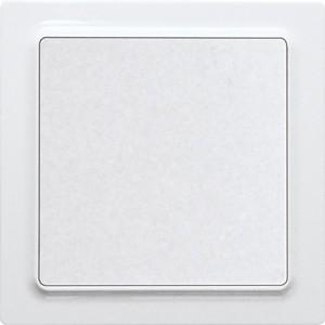 ELTAKO – Funktaster - Einzelwippe F2T55E-wg (reinweiß glänzend)