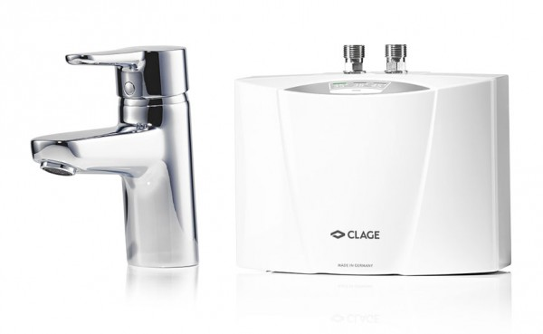 CLAGE – Klein-Durchlauferhitzer - MCX BLUE
