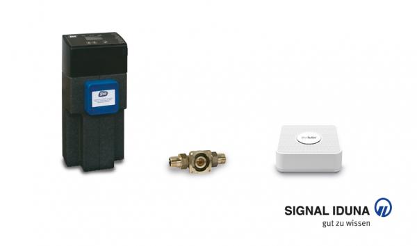 Care-Paket Leckageschutz | Leitungswasser- Schutzbrief | Signal Iduna