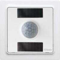 ELTAKO – Funk-Bewegungs-Helligkeitssensor - FBH55SB-wg (reinweiß-glänzend / ehem. TF-BHSB55)