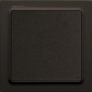 ELTAKO – Funktaster - Einzelwippe F2T55E-ag (anthrazit glänzend)