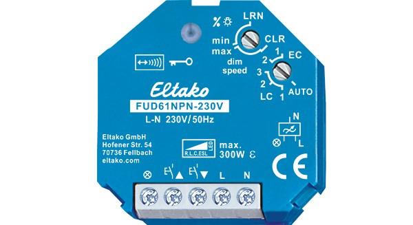ELTAKO – Universal-Dimmschalter - FUD61NPN