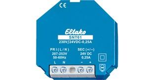 ELTAKO – Schaltnetzteil - SNT61-230V/24VDC-0,25A