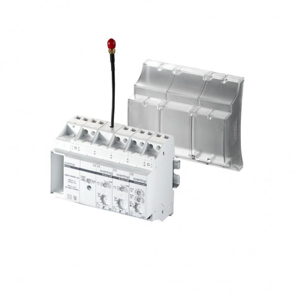 OVENTROP – Fußbodenheizung - R-Con Funkempfänger 4-Kanal 230V, mit Pumpenlogik