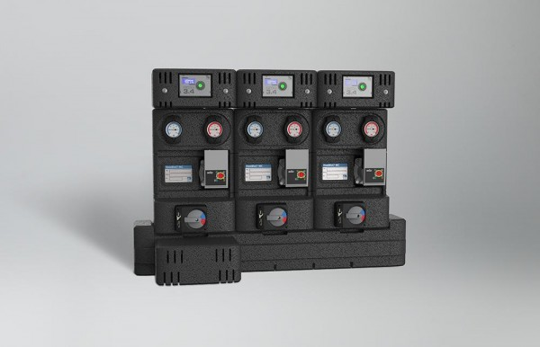 PAW – Gemischter Heizkreis - HeatBloC MC