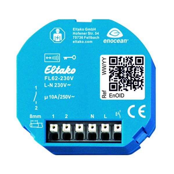 ELTAKO – Funk-Lichtaktor - FL62-230V