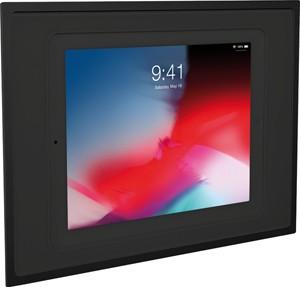 """ELTAKO – iPad Unterputz-Dockingstation - InWall-10-sz (schwarz / für iPads 10,2"""" und 10,5"""")"""