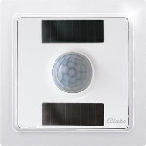 ELTAKO – Funk-Bewegungs-Helligkeitssensor - FBH65SB-wg (reinweiß-glänzend / ehem. TF-BHSB)