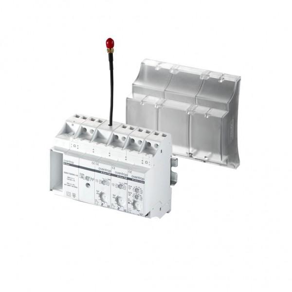 OVENTROP – Fußbodenheizung - R-Con Funkempfänger 8-Kanal 230V, mit Pumpenlogik