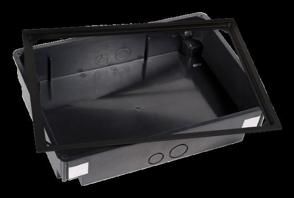 IROOM – Unterputz-Gehäuse für Dockingstation - Back Boxes - BB-Mini-AB (für miniDock4-b/w-m)