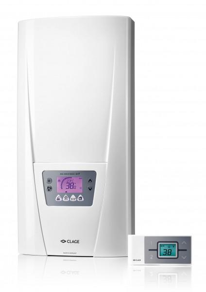CLAGE – E-Komfortdurchlauferhitzer DSX