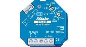 ELTAKO – Konstantstrom-LED-Dimmschalter - FKLD61