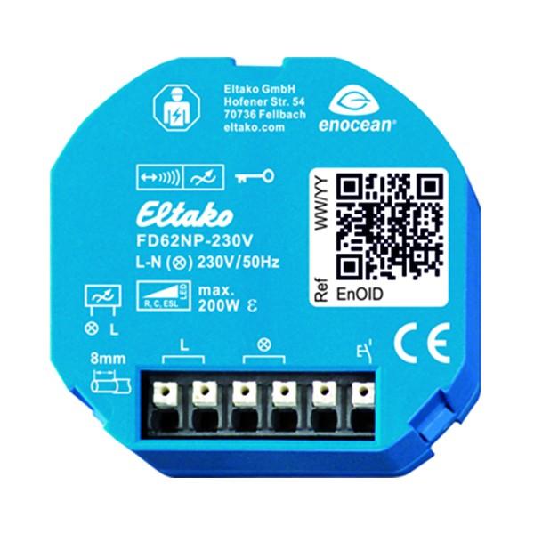 ELTAKO – Funk-Lichtaktor - FL62NP-230V