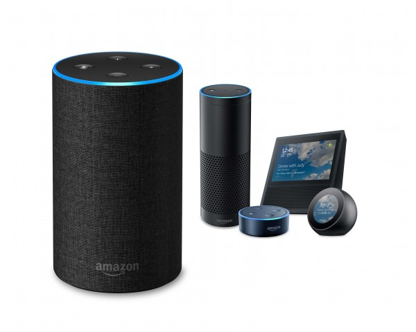 AMAZON – Sprachsteuerung - Alexa - Amazon Echo