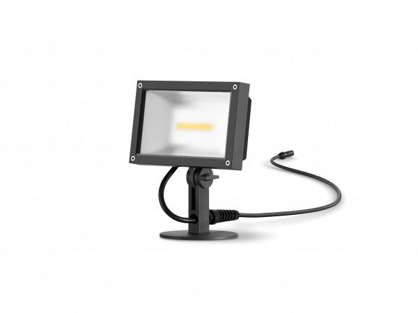 BEGA – LED-Gartenscheinwerfer mit Erdspieß - 24 364