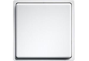 ELTAKO – Funktaster - Einzelwippe - FT4F (reinweiß)